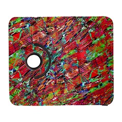 Expressive Abstract Grunge Samsung Galaxy S  III Flip 360 Case