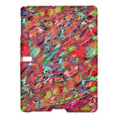 Expressive Abstract Grunge Samsung Galaxy Tab S (10.5 ) Hardshell Case