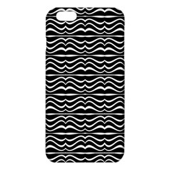 Modern Zebra Pattern iPhone 6 Plus/6S Plus TPU Case