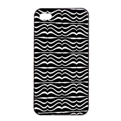 Low Angle View of Cerro Santa Ana in Guayaquil Ecuador Apple iPhone 4/4s Seamless Case (Black)