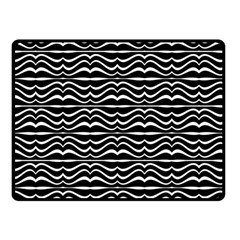 Low Angle View of Cerro Santa Ana in Guayaquil Ecuador Double Sided Fleece Blanket (Small)