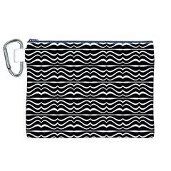 Low Angle View of Cerro Santa Ana in Guayaquil Ecuador Canvas Cosmetic Bag (XL)