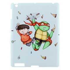 Mike & Tum Tum Apple iPad 3/4 Hardshell Case