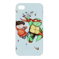 Mike & Tum Tum Apple iPhone 4/4S Premium Hardshell Case