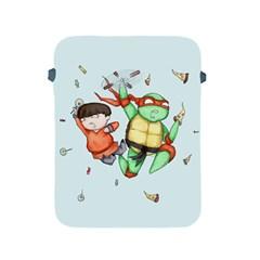 Mike & Tum Tum Apple iPad 2/3/4 Protective Soft Cases