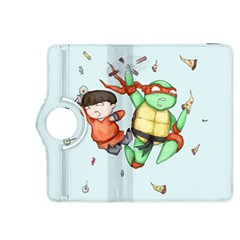 Mike & Tum Tum Kindle Fire HDX 8.9  Flip 360 Case