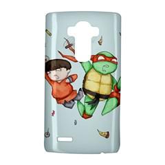 Mike & Tum Tum LG G4 Hardshell Case