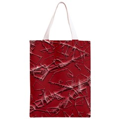 Thorny Abstract,red Classic Light Tote Bag