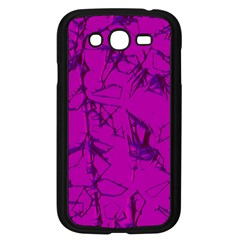 Thorny Abstract,hot Pink Samsung Galaxy Grand DUOS I9082 Case (Black)