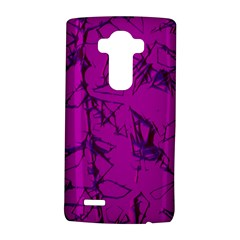 Thorny Abstract,hot Pink Lg G4 Hardshell Case
