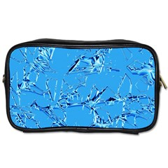 Thorny Abstract,ice Blue Toiletries Bags