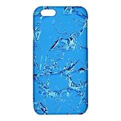 Thorny Abstract,ice Blue iPhone 6/6S TPU Case