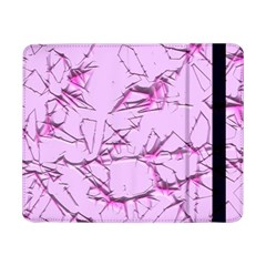 Thorny Abstract,soft Pink Samsung Galaxy Tab Pro 8 4  Flip Case