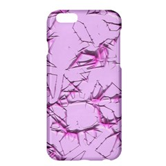 Thorny Abstract,soft Pink Apple iPhone 6 Plus/6S Plus Hardshell Case