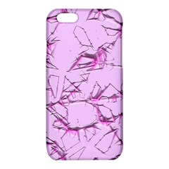 Thorny Abstract,soft Pink iPhone 6/6S TPU Case