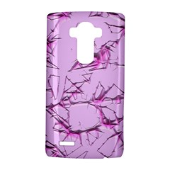 Thorny Abstract,soft Pink LG G4 Hardshell Case