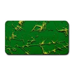 Thorny Abstract,green Medium Bar Mats