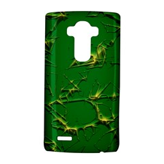 Thorny Abstract,green LG G4 Hardshell Case