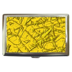 Thorny Abstract,golden Cigarette Money Cases