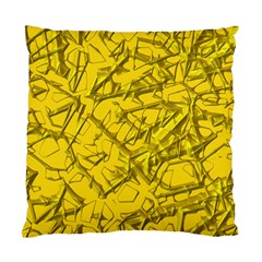 Thorny Abstract,golden Standard Cushion Case (two Sides)