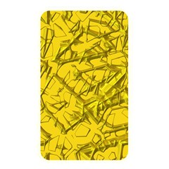 Thorny Abstract,golden Memory Card Reader