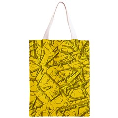 Thorny Abstract,golden Classic Light Tote Bag