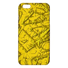 Thorny Abstract,golden Iphone 6 Plus/6s Plus Tpu Case