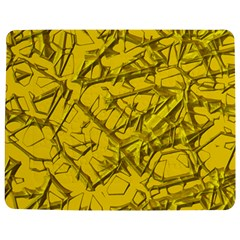 Thorny Abstract,golden Jigsaw Puzzle Photo Stand (Rectangular)