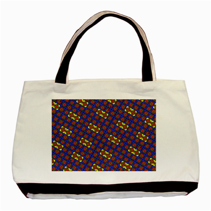 PSYCHO TWO Basic Tote Bag