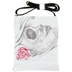 day of the dead Shoulder Sling Bags