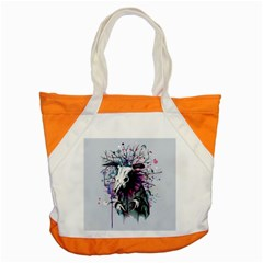 From Nature We Must Stray Accent Tote Bag