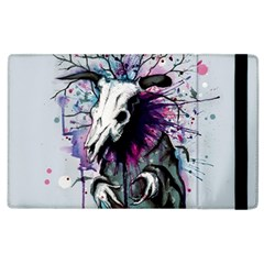 From Nature We Must Stray Apple iPad 3/4 Flip Case
