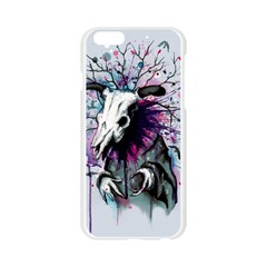 From Nature We Must Stray Apple Seamless iPhone 6/6S Case (Transparent)
