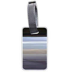 Pompey Beach Luggage Tags (Two Sides)