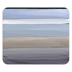 Pompey Beach Double Sided Flano Blanket (small)