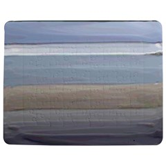 Pompey Beach Jigsaw Puzzle Photo Stand (Rectangular)