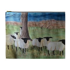 Counting Sheep Cosmetic Bag (XL)