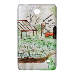 Watercolour Garden Samsung Galaxy Tab 4 (7 ) Hardshell Case