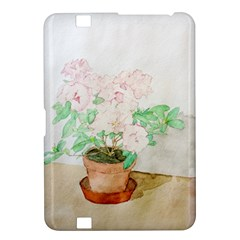 Watercolour Azalea Kindle Fire Hd 8 9