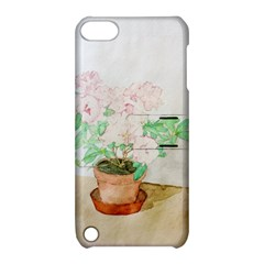 Watercolour Azalea Apple iPod Touch 5 Hardshell Case with Stand