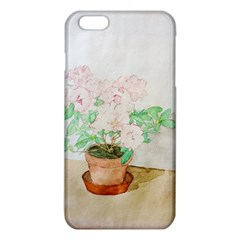 Watercolour Azalea iPhone 6 Plus/6S Plus TPU Case
