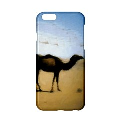 Moroccan Camels Painting Apple iPhone 6/6S Hardshell Case