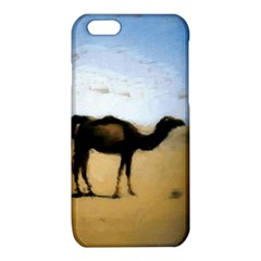 Moroccan Camels Painting iPhone 6/6S TPU Case