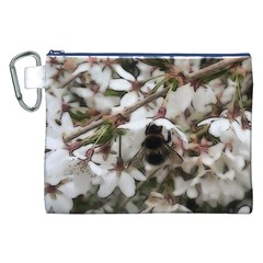 Busy Bee Canvas Cosmetic Bag (XXL)