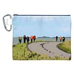Welsh Expedition Canvas Cosmetic Bag (XXL)