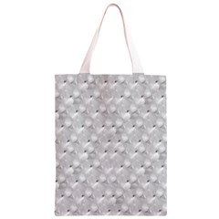 Ditsy Flowers Collage Classic Light Tote Bag