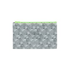 Ditsy Flowers Collage Cosmetic Bag (XS)