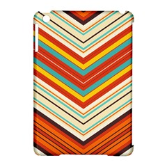 Bent stripes                                    Apple iPad Mini Hardshell Case (Compatible with Smart Cover)