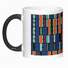 4 colors shapes                                    Morph Mug