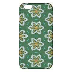 Yellow flowers pattern                                    			iPhone 6 Plus/6S Plus TPU Case
